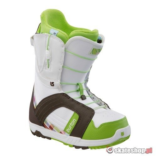 Burton Mint Snowboard Boots Women. Winter 2010/2011 · BURTON