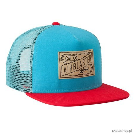 AIRBLASTER Beast Claw (teal) trucker