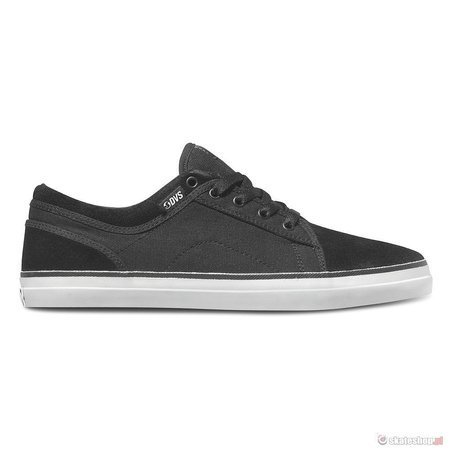 Buty DVS Aversa (black suede canvas)