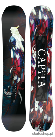 CAPITA Birds Of A Feather 148 snowboard