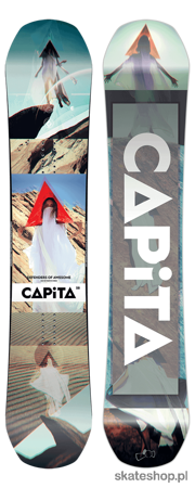 CAPITA Defenders Of Awesome 158 snowboard