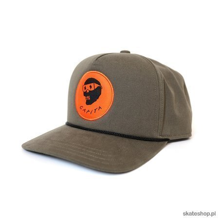 CAPITA Scotty (olive) cap