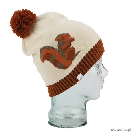 COAL The Fauna (rust) winter hat