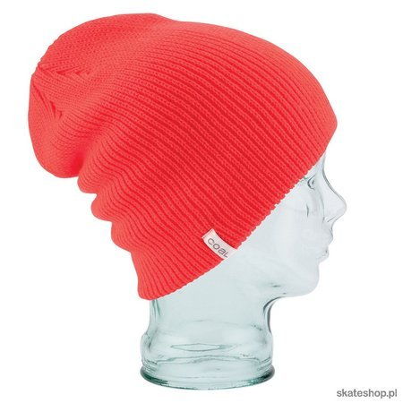 COAL The Frena Solid (neon melon) winter hat
