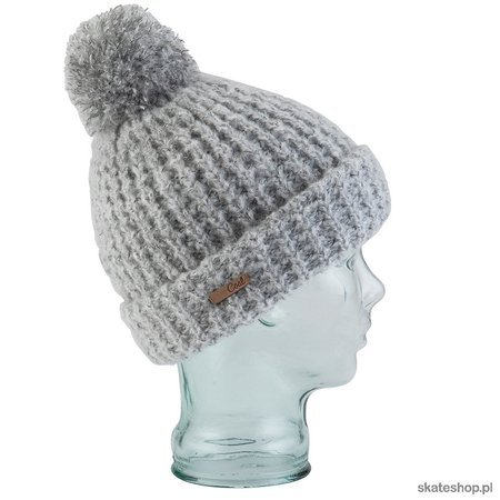 COAL The Kate (heather grey) winter hat