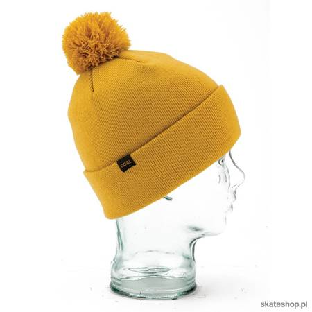 COAL The Pablo (mustard) winter hat