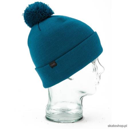 COAL The Pablo (petrol) winter hat