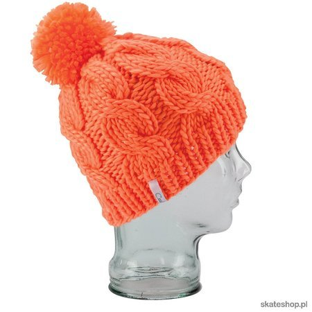 COAL The Rosa (sherbet) winter hat