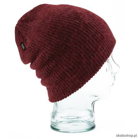 COAL The Scotty (heather burgundy) winter hat