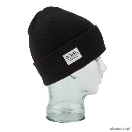 COAL The Standard (Black) hat