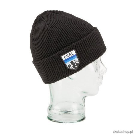 COAL The Summit Beanie (black) hat