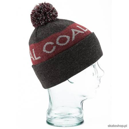 COAL The Team (heather black) winter hat