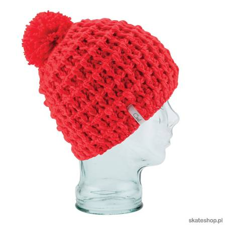 COAL The Waffle (neon melon) winter hat