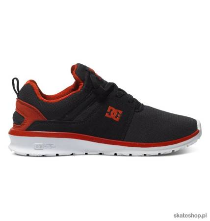 DC Heathrow (black/red) shoes