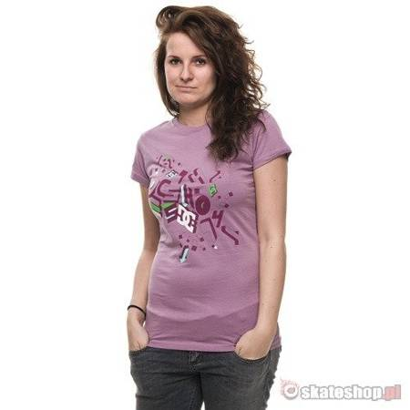 DC MAKE WMN grapeade t-shirt