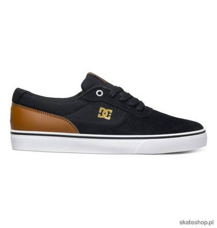 DC Switch S (black/brown/white) shoes