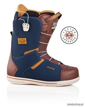 DEELUXE Choice PF (navy/brown) snow boots
