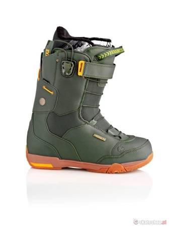 DEELUXE Empire TF (green) snowboard boots
