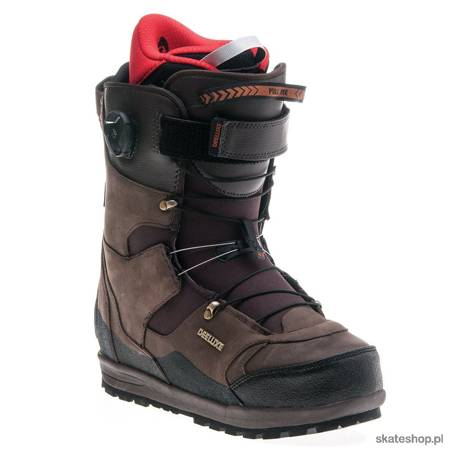 DEELUXE Spark Summit TFP (brown) snowboard boots
