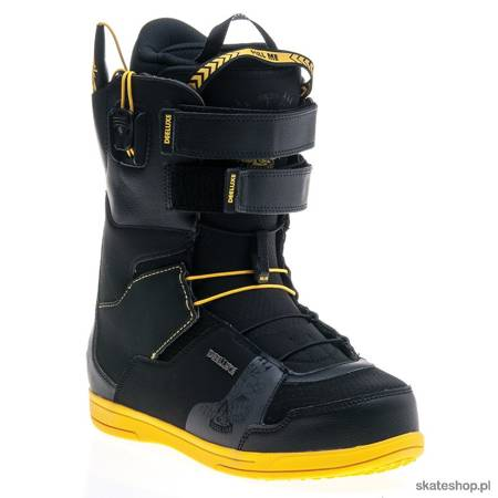 DEELUXE The Brisse 5 TF (black) snowboard boots