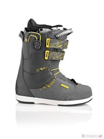 DEELUXE The Brisse TF (grey) snowboard boots