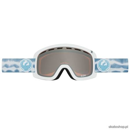 DRAGON D1 (Onus Blue / Ionized + Yellow Red Ion) snow goggles