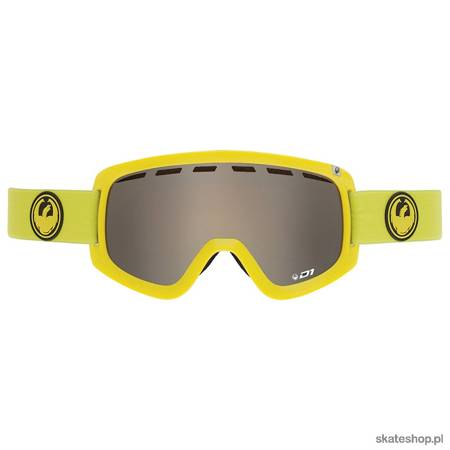 DRAGON D1 (vivid/ionized) snow goggles