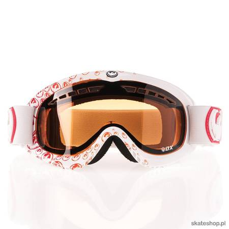 DRAGON DX (icon/amber) snow goggles