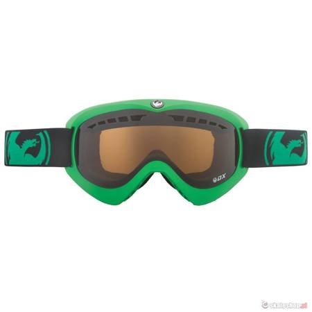 DRAGON DX'14 (pgrn/jet) snow goggles