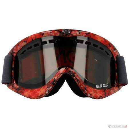 DRAGON DXS (prism/smoke) snow goggles