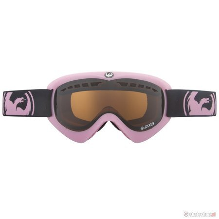 DRAGON DXS'14 (ppink/jet) snow goggles