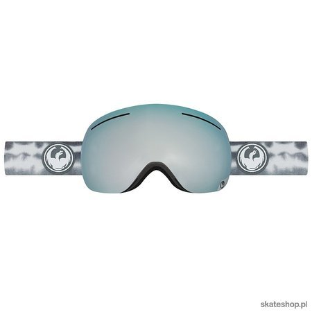 DRAGON X1 (onus grey/mirror ion + yellow red ion) snow goggles