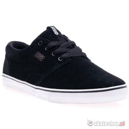 DVS Daewon 13 CT (black suede) shoes