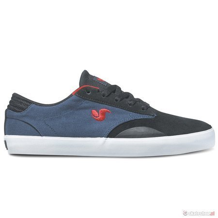 DVS Daewon 14 (navy black suede) shoes