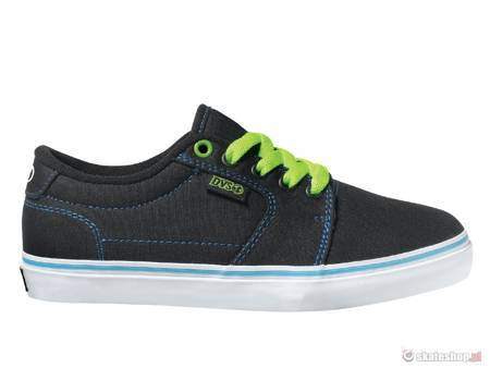 DVS Milan 2 CT KIDS (black suede) shoes