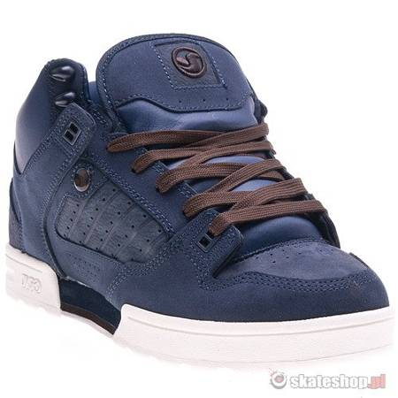 DVS Militia Boot (navy nubuck) shoes