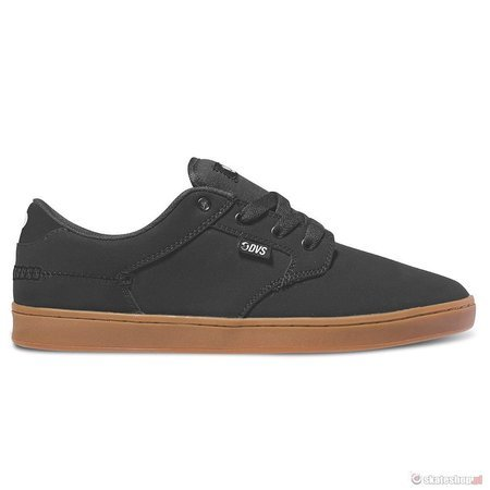 DVS Quentin (black nubuck) shoes