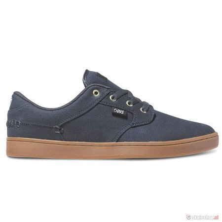 DVS Quentin (navy canvas) shoes