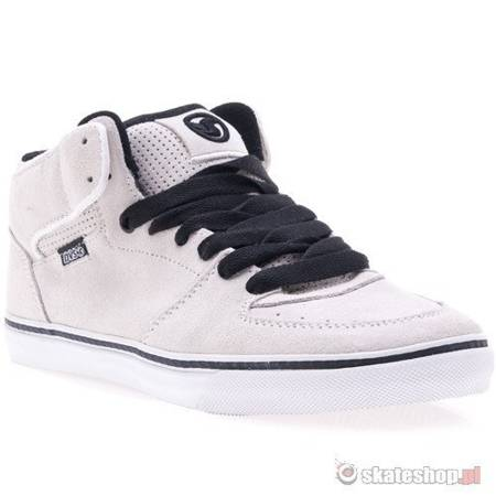 DVS Torey 13 (white suede) shoes