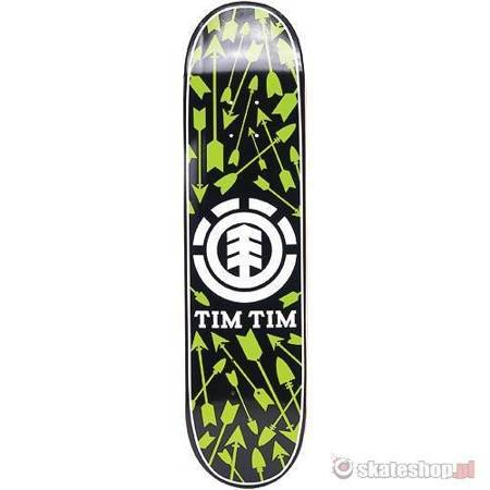 ELEMENT Tim Tim Icons (black/green) 8 skateboard