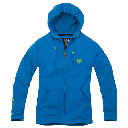 EMPIRE Archer (blue/green) fleece
