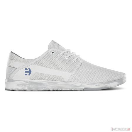 ETNIES Scout (white/grey) shoes