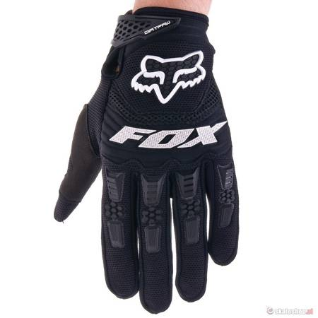 FOX Dirtpaw (black) bike gloves