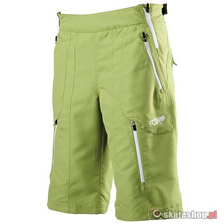 FOX Diva WMN avocado bike shorts