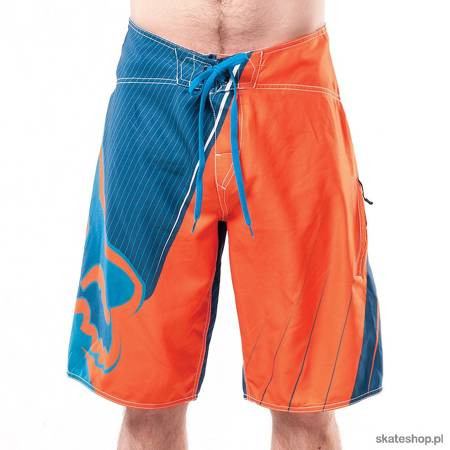 FOX In Flight (orange/blue) boardshorts