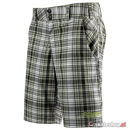 FOX Townie WMN avocado bike shorts