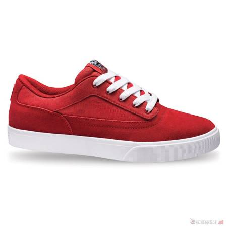 OSIRIS Caswell VLC (red/red/ccc) shoes