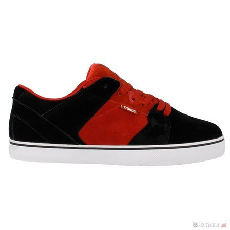 OSIRIS PLG '14 (blk/red/wht) shoes