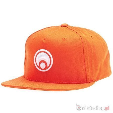 OSIRIS Standard (orange/white) snapback cap