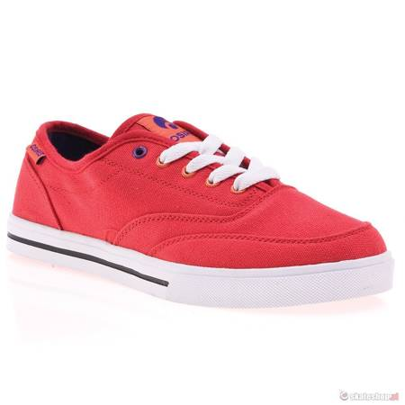 OSIRIS Stray '13 (red/org/prp) shoes